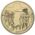 2015 $1 Anzac Centenary S Privymark UNC