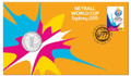 2015 20c Netball World Cup PNC