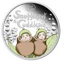2016 50c Snugglepot & Cuddlepie 1/2oz Silver Proof