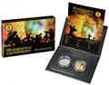 2009 Year Proof  Twin Coin  Set - International Year of Astronomy