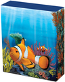 2010 Australian Sea Life 1/2oz Silver Proof Clownfish