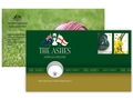 2010 The Ashes Stamps and Coin Cover PNC