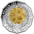 2011 Royal Engagement / Marriage Commemorative Two Coin Set