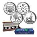Cook Islands 2011 Australian Commemorative Florin 1oz Silver Proof Collection