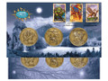 Mythical Creatures Limited Edition Medallions (Troll, Dragon, Griffin)