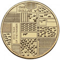 2012 Australian Year of the Farmer - $1 Uncirculated Coin