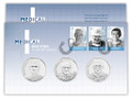 2012 Medical Doctors Limited Stamp and Medallion Cover
