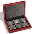 Lighthouse VOLTERRA Coin Case  for 6 QUADRUM