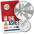 2013 20c The Ashes Cu/Ni Unc