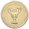 2013 $1 AFL Premiership AL/BR Unc