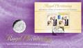 2013 50c Royal Christening PNC