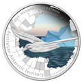 2014 $1 AAT Wandering Albatross 1oz Silver Proof