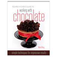 Squires Kitchen's Guide to Working With Chocolate (Book)