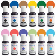 Americolor Amerimist Airbrush Colours for Cake Decorating - 20g/.65oz