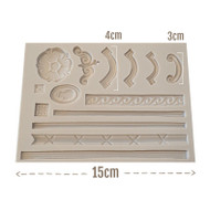 Framing Set Silicone Mould