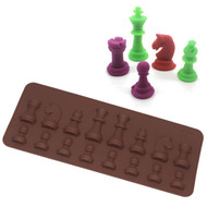 Chess 16pc Chocolate Mould