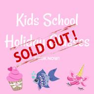 Kids School Holiday Classes