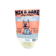 "Mix & Bake for Pets - ""So Fussy"" Kitty Cat Treats"