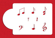 Musical Notes C860