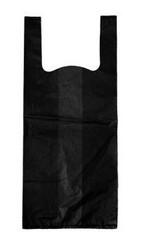 1000 Pet Waste Dog Poop Bags with Handles (BLACK)