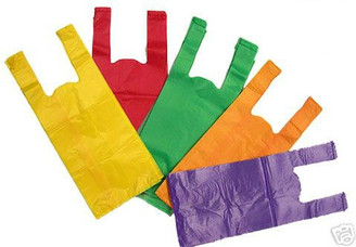 3000 Pet Waste Bags with Handles (ASSORTED)