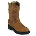 Justin, Transcontinental Brown Gore Tex,  6604