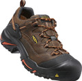 Keen Braddock Low Brown Soft Toe