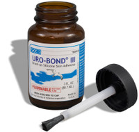 Uro-Bond III Brush-On Skin Adhesive, 3 oz Bottle