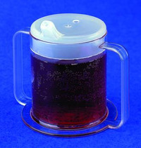 The Independence 2-Handle Plastic Mug (Pack of 3)