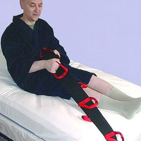 SafetySure Bed Pull Ups - Deluxe, 8 cushioned hand grips