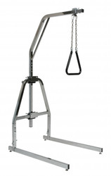 Lumex Bariatric Free-Standing Trapeze - 600 lb weight capacity