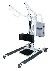 Lumex Bariatric Easy Lift STS (Sit-To-Stand), Weight Capacity 600 lbs