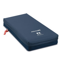 Invacare microAIR MA55 Alternating Pressure Mattress with On-Demand Low Air Loss and 10 LPM Compressor
