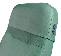 Headrest Cover for Lumex Model 566 Clinical Recliners - Color Matched