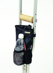 "Homecare Products Universal Crutch Pouch, 10"" x 5.5"" x 1.75"""