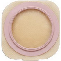 """Pouchkins SoftFlex Flat Skin Barrier, Cut-to-Fit, 1-3/4"""" Flange (Box of 5)"""