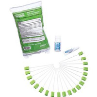 Sage Products Toothette Short-Term Swab System with Perox-A-Mint Solution