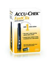 Accu-Chek FastClix Lancing Device 1