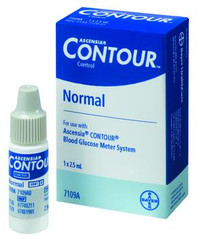 Bayer's Contour Normal Control Solution - Low