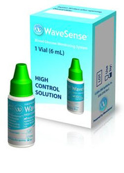 WaveSense Normal- High Control Solution (Pack of 2)