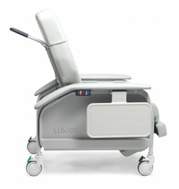 Lumex Infinite Position Clinical Recliner - Extra Wide