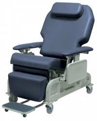 Lumex Bariatric Motorized Recliner - 700Lb Capacity