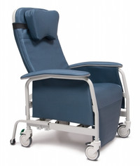 Lumex Preferred Care Infinite Position Recliner - Extra Wide