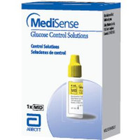 Medisense Glucose Normal Control Solution