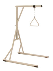 Invacare Bariatric Trapeze with Floor Stand - Weight Capacity 650 Lbs.