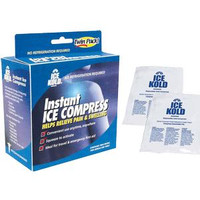 "Ice Kold Instant Ice Compress - 8 1/4"" x 6"" (Pack of 2)"