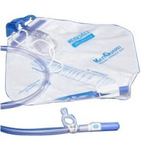 KenGuard Dover Drainage Bag with Anti-Reflux Chamber, 2000 mL