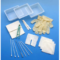 Tracheostomy Care Kit with Gloves