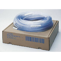 Medi-Vac Clear Nonconductive Suction Tubing Male/Male- Sterile