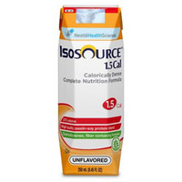 Isosource 1.5 Cal, Unflavored, Ready to Use